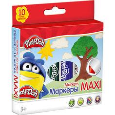 Набор фломастеров 10 шт., Play-Doh Академия групп