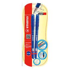 Шариковая ручка EXAM GRADE, синяя Stabilo