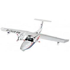 """Сборная модель """"Многоцелевой самолет-амфибия LA-8"""" Умная Бумага"""