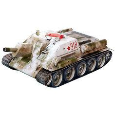 """Сборная модель """"Самоходная артиллерийская установка СУ-122"""" Умная Бумага"""