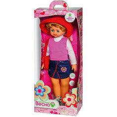 Кукла Алиса, со звуком, 55 см, Весна