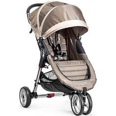 Прогулочная коляска Baby Jogger City Mini Single, песочно-серый