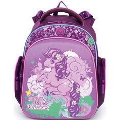 Ранец школьный Hummingbirdс мешком для обуви Пони