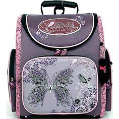 Ранец школьный Hummingbird с мешком для обуви Butterfly