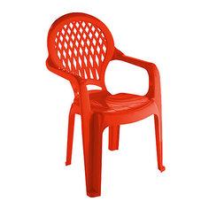Малиновый стул Полимербыт