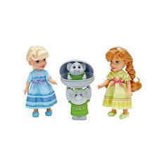 """Игровой набор """"2 куклы и Тролли"""", Холодное Сердце Disney"""