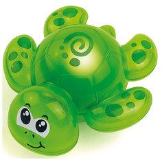 Игрушка для ванной черепашка, со светом, HAP-P-KID
