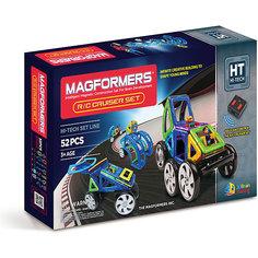 """Магнитный конструктор """"Cruiser Set"""", на р/у,, MAGFORMERS"""