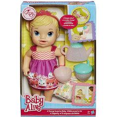 Кукла Гостеприимная малютка, BABY ALIVE Hasbro