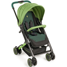 Прогулочная коляска Happy Baby Jetta, зеленый