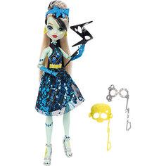 "Кукла Фрэнки Штейн из серии ""Буникальные танцы"" с аксессуарами, Monster High Mattel"
