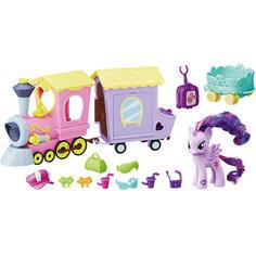 """Игровой набор """"Поезд Дружбы"""", My Little Pony Hasbro"""