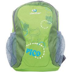 Deuter Рюкзак детский Pico, зеленый