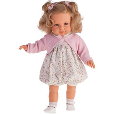 Кукла Нина в розовом, 55 см, Munecas Antonio Juan
