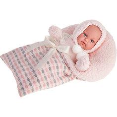 Кукла-младенец Луиза, 34 см, Munecas Antonio Juan