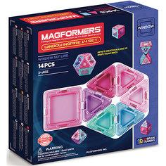 Магнитный конструктор Window Inspire, MAGFORMERS