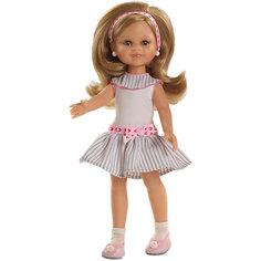 Кукла Клэр, 32 см, Paola Reina