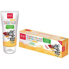 Натуральная зубная паста для детей от 2 до 6 лет, Splat Kids, молочный шоколад