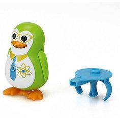 Поющий пингвин с кольцом, зеленый, DigiBirds Silverlit