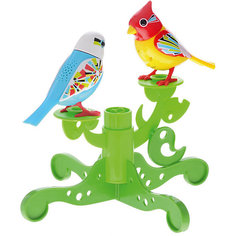 Две птички с деревом, DigiBirds Silverlit