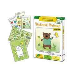 Развивающие карточки Чудесные прогулки в парке Маленький гений