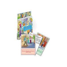 """Дидактические карточки """"Правила поведения"""" Маленький гений"""