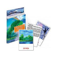 """Дидактические карточки """"Природные явления"""" Маленький гений"""