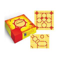 """Игровые карточки """"Солнечный лабиринт"""" Маленький гений"""