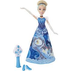 Модная кукла Золушка в юбке с проявляющимся принтом, Принцессы Дисней Hasbro