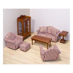 """Мебель """"Гостинная"""" (для викторианского дома), Melissa&Doug"""