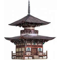"""Сборная модель """"Пагода Хонпо-дзи"""" Умная Бумага"""