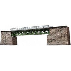 """Сборная модель """"Железнодорожный мост"""" Умная Бумага"""