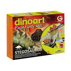 """Набор для творчества """"Диноарт Стегозавр"""" Geoworld"""