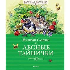 Лесные тайнички, Н. Сладкой Махаон