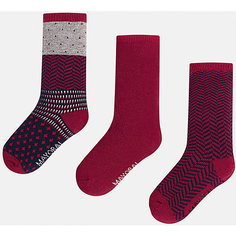 Комплект:3 пары носков для мальчика Mayoral