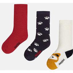 Носки для мальчика, 3 пары Mayoral