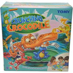 """Игра """"Берегись Крокодила!"""", TOMY"""