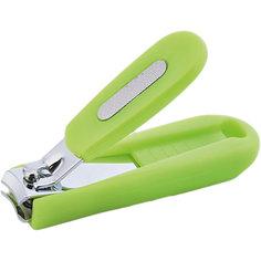 Щипчики для ногтей, 0+, Kurnosiki, зеленый Курносики