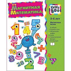 """Магнитная книжка """"Магнитная математика"""" Kribly Boo"""