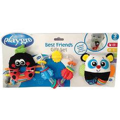 Игровой набор (3 погремушки) Playgro