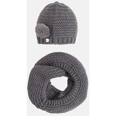 Комплект:шапка и шарф для девочки Mayoral