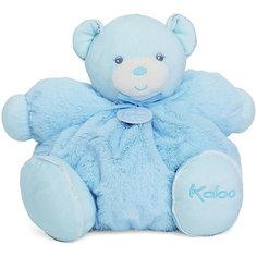 Мишка большой голубой, коллекция Жемчуг, Kaloo