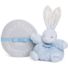 Заяц средний голубой, коллекция Жемчуг, Kaloo