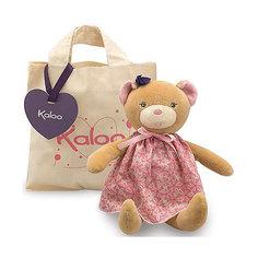 Мишка в сумочке, коллекция Розочка, Kaloo