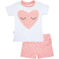 Пижама: футболка и шорты для девочки KotMarKot КОТМАРКОТ