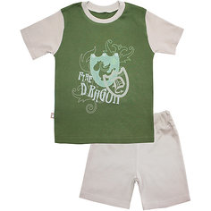 Пижама: футболка и шорты для мальчика KotMarKot КОТМАРКОТ
