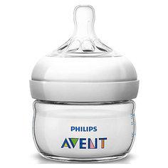 Бутылочка Naturаl 60 мл, 0-6 мес, Philips Avent