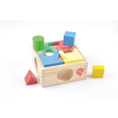 Занимательная коробка, Мир деревянных игрушек МДИ