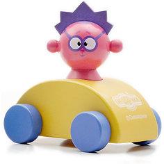 Машинка  Ёжика, Мир деревянных игрушек МДИ