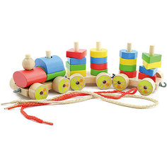 Паровозик (малый), Мир деревянных игрушек МДИ